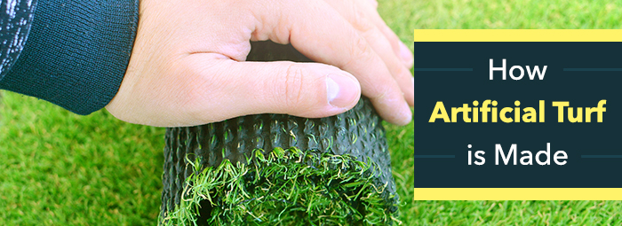 How Artificial Turf is Made